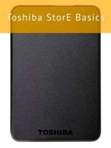 Toshiba Store Basics 1TB