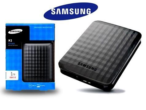 Samsung M3 de 500 gb