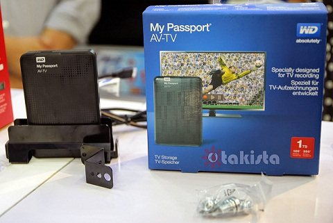 My Passport Av – Tv de 1 TG