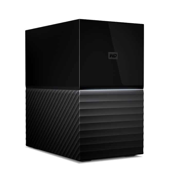disco duro Western Digital ofrece una capacidad de 20TB