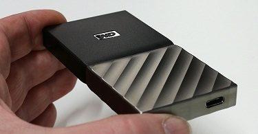 My Passport SSD disco duro portatil