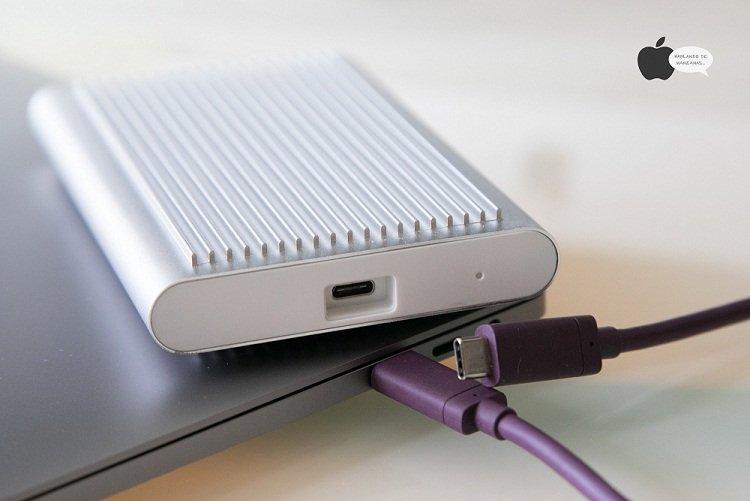 Características del Disco duro de 1TB USB-C G-Technology