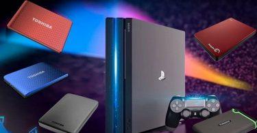 Estos son los mejores discos duros externos para tu consola
