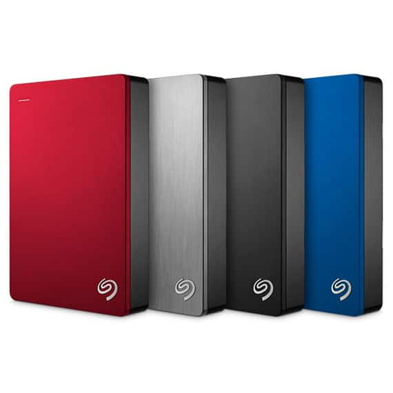 Seagate Backup Plus Slim-Disco de 4TB