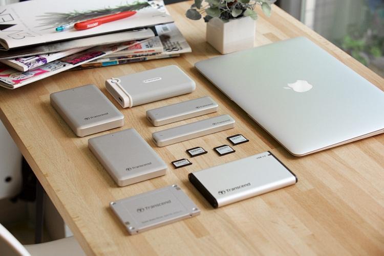 discos duros de Transcend para maximizar tu Mac