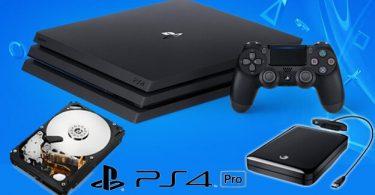 El mejor disco duro externo para PS4 del 2018
