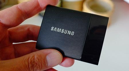 SSD T1 portátil de Samsung