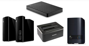 Tipos de discos duros externos de respaldo para Mac