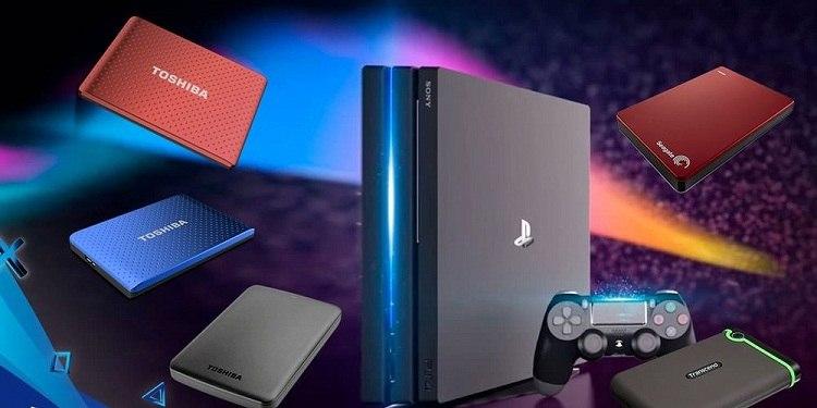 Cuál es la mejor opción de almacenamiento externo para PlayStation 4