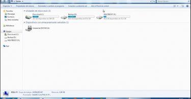 Para que el USB de arranque aparezca en el BIOS, intenta especificar el orden de arranque