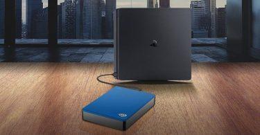 discos duros externos para la Play 4